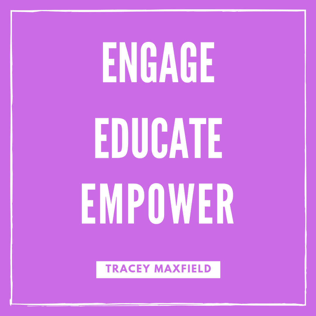 Engage Educate Empower