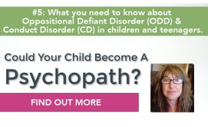 Could your child/teenager become a psychopath?