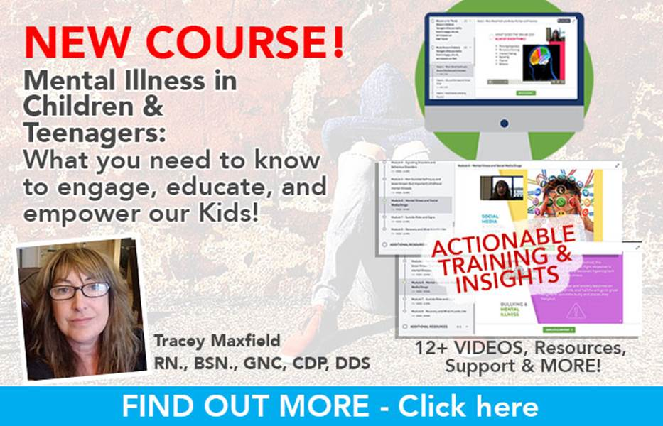 Mental Illness NEW Course